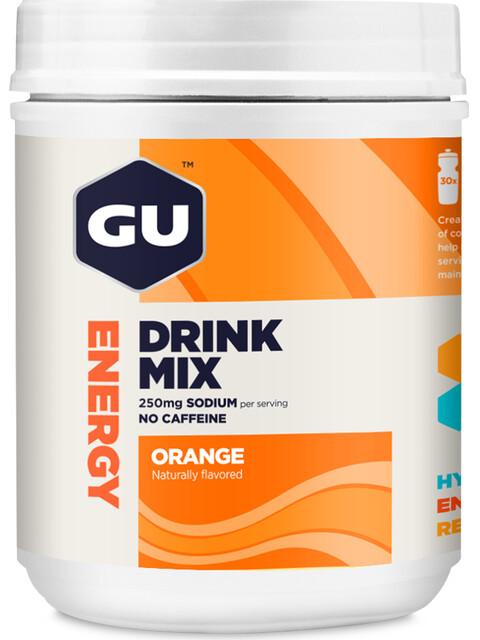 GU Energy Drink Mix 840g Orange